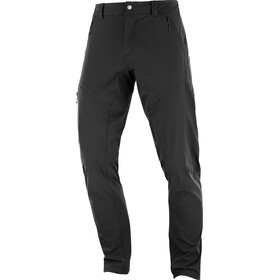 Salomon Wayfarer Tapered Pantalon Homme, black/ebony